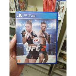 Título do anúncio: UFC 2 PS4