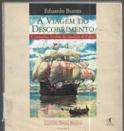 olx338 A Viagem Do Descobrimento Volume 1 - Editora Objetiva