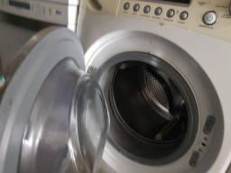 Título do anúncio: Máquina de lavar E secar 10.5 eco turbo