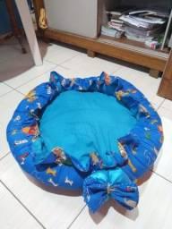Vende-se cama azul pet