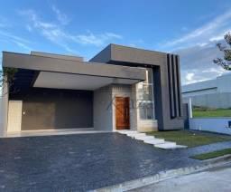 Título do anúncio: Casa de condomínio térrea para venda possui 138 metros quadrados com 3 quartos