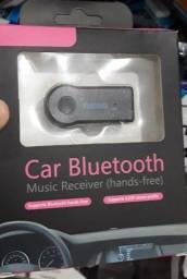 Receptor Bluetooth para Carro Aux Promoção [Novo]