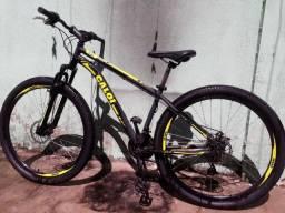 Bicicleta Caloi Aro 29 semi-nova