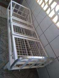 Cama hospitalar de 2 manivelas troco por cama infantil