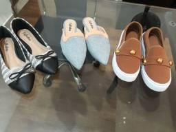 Sapatos marca valentina
