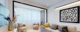 Título do anúncio: Apartamento à venda, 2 quartos, 2 suítes, 2 vagas, Santo Agostinho - Belo Horizonte/MG