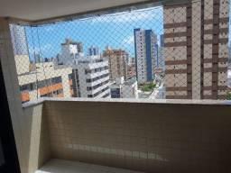 T.F Apartamentos com 3 quartos em Manaíra andar Alto.