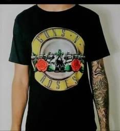 Camisa Guns n Roses