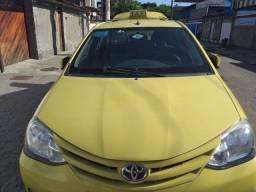 Etios Toyota 2017 tudo ok