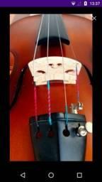 Título do anúncio: Violino Clássico Novo 4/4