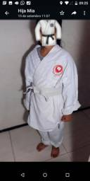 Título do anúncio: kimono infantil karatê- Judô- Jiu-jitsu