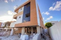 Título do anúncio:  Oportunidade! Apartamento 2 quartos com varanda pertindo do mar no Bessa
