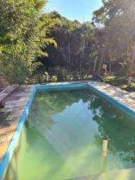 Chácara com piscina e laguinho, zona sul de são  paulo troco em casa na praia