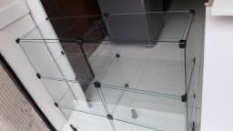 Título do anúncio: Balcão Modular em Vidro - Novo