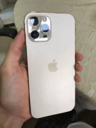 Celular iphone 12 pro max leia a descrição