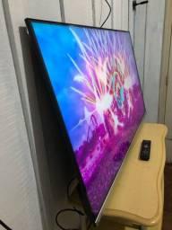 Título do anúncio: Tv smart 50 polegadas 4K modelo novo