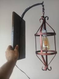 Título do anúncio: Luminária Rustica