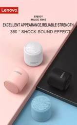 Título do anúncio: Caixa de Som Bluetooth Original Lenovo L01 Mini - Original