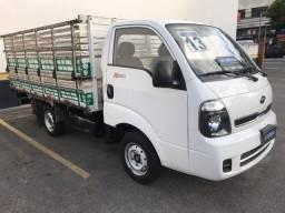 Título do anúncio: Kia Bongo 2013 Carroceria Madeira Com 113,000 Km. Unico Dono