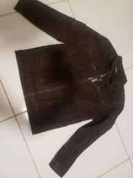 Jaqueta de couro original tamer