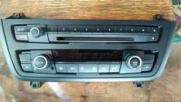 Comando Ar digital/ Som BMW 320 GP 13/14