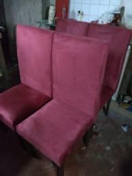 Cadeiras de para mesas de jantar direto da fabrica