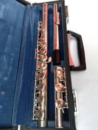 Flauta Transversal Pearl Nc 500s Made In Japan