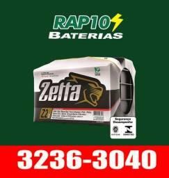 Bateria Carro Zetta 45Ah