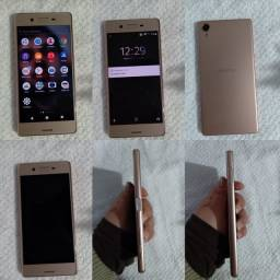 Smartphone sony xperia X seminovo