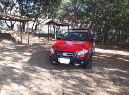 Título do anúncio: Fiat strada adventure 1.8