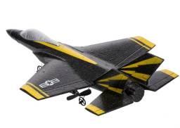 Avião caça de controle remoto