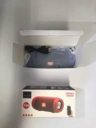 Título do anúncio: Caixa de som jbl mini Bluetooth com radio e entrada de pen drive