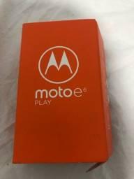 Título do anúncio: Moto E6 play - com nota fiscal