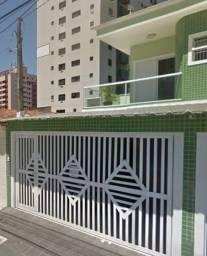 Título do anúncio: Sobrado com 3 dormitórios à venda, 144 m² por R$ 615.000,02 - Vila Guilhermina - Praia Gra
