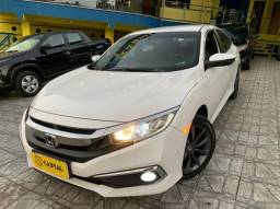 New Civic EX 2.0  2020 at **14.500km**