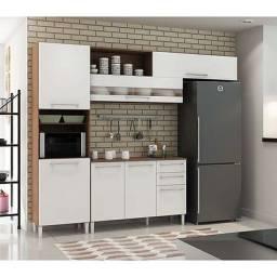 Título do anúncio: Cozinha Carmenere 100% MDF, 3 Peças - Ronipa