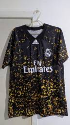 Camiseta Real Madrid Adidas - Fifa 2019/2020 - Hazard