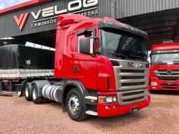 Scania g-380 2009/10 6x2