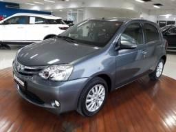 Toyota Etios XLS 1.5 Flex 4P