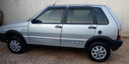Fiat Uno 2008/2008 completo, vendo e estudo propostas.