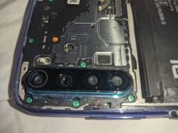 Câmera original xiaomi redmi note 8