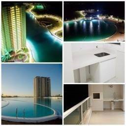 Título do anúncio: Apto 3 Suites 138m² no Brasil Beach 10° andar com planejados