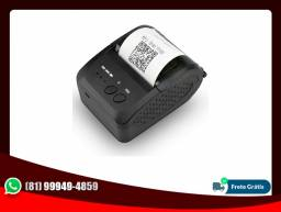Mini Impressora Térmica Bluetooth 2.0 58mm Luogao