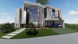 Casa de condomínio à venda com 5 dormitórios em Cond. cyrela buritis, Uberlandia cod:V1422
