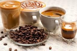 Cafe em Pleno Funcionamento