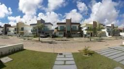 Casa duplex // 3 suítes + DCE // fico acabamento // Cond. Fechado no Araçagy >> só 649.Mil
