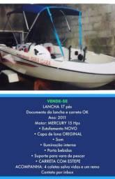 Lancha 15 hps - 2001