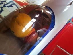 Aeromodelo Pitts Pyton Aeroworks 50cc.completo