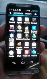 Motorola raise tela amoled