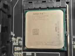 Processador Amd FX 9590 Octa Core Black Edition